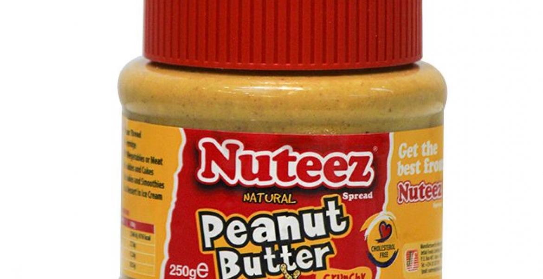 Kenya Gov't Declares Nuteez Peanut Butter Unfit for Human