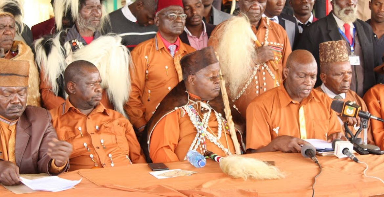 Kikuyu Elders Accuse DP Ruto of Disrespecting President Uhuru | Mwakilishi.com