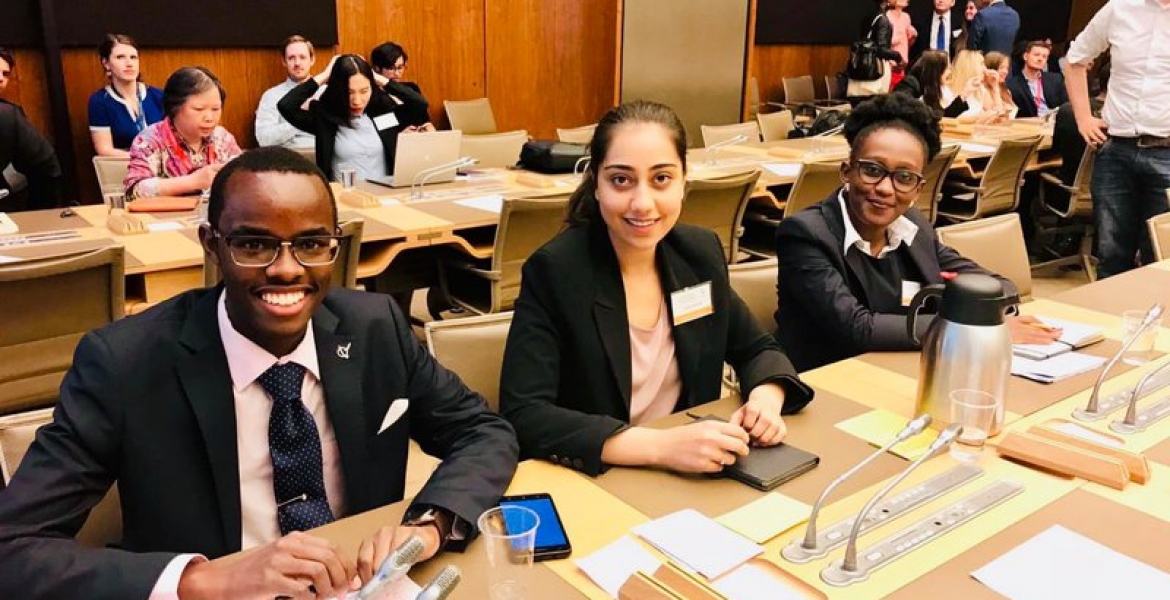 Students from Kenya's Strathmore University Beat their Harvard Counterparts in Global Law Competition