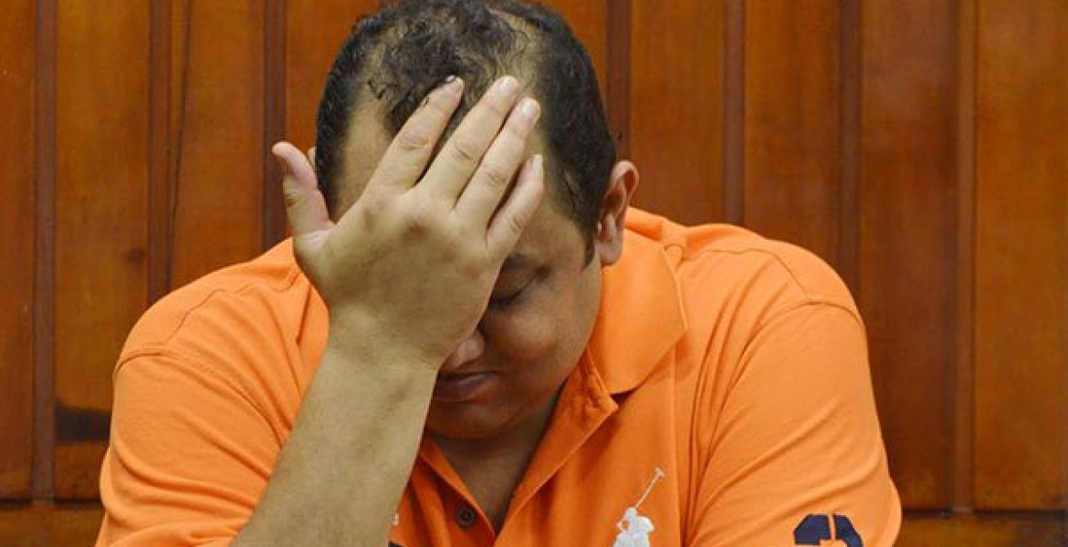This is what drug trafficker Baktash Akasha told US court moments before he was sentenced