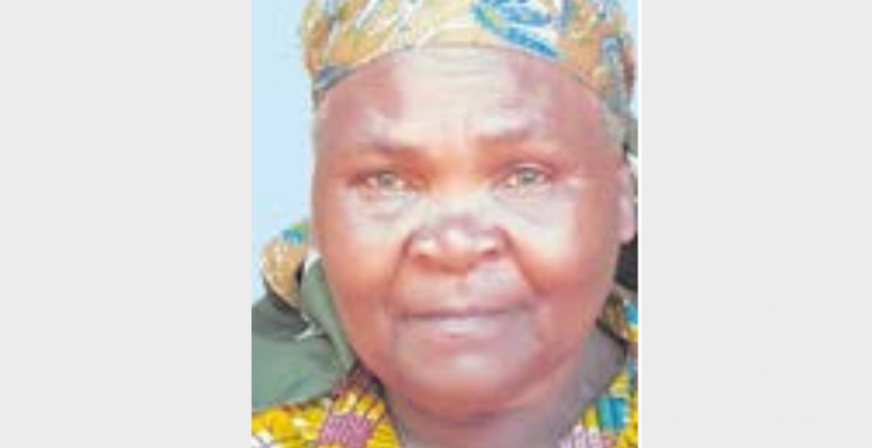 Promotion to Glory of Gladys Nyambura Mwaura