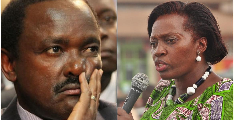 Blow To Kalonzo, Karua After Their Nomination To Senior