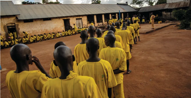 Prison Break: 200 Naked Ugandan Inmates Escape, Make Away