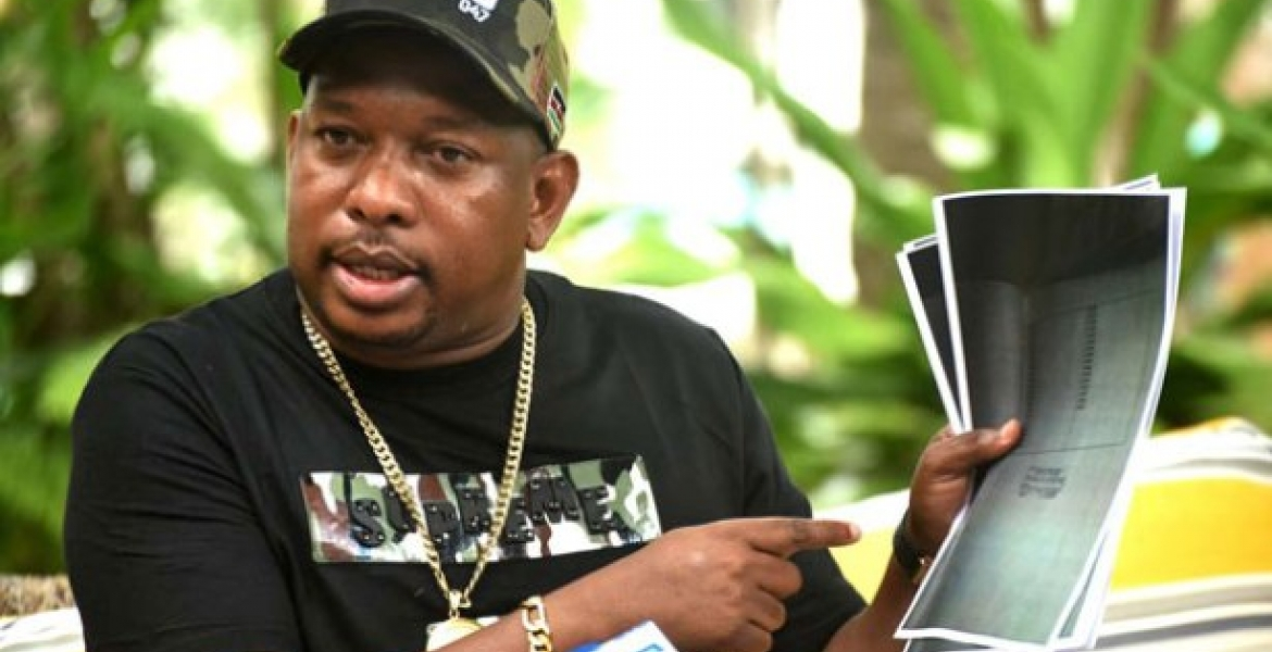 I'm Ready to Go Home, Nairobi Governor Mike Sonko Says over Looming Impeachment