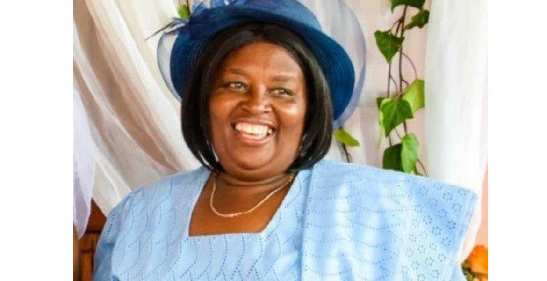 Promotion to Glory for Jane Wambui Muchiri of Virginia