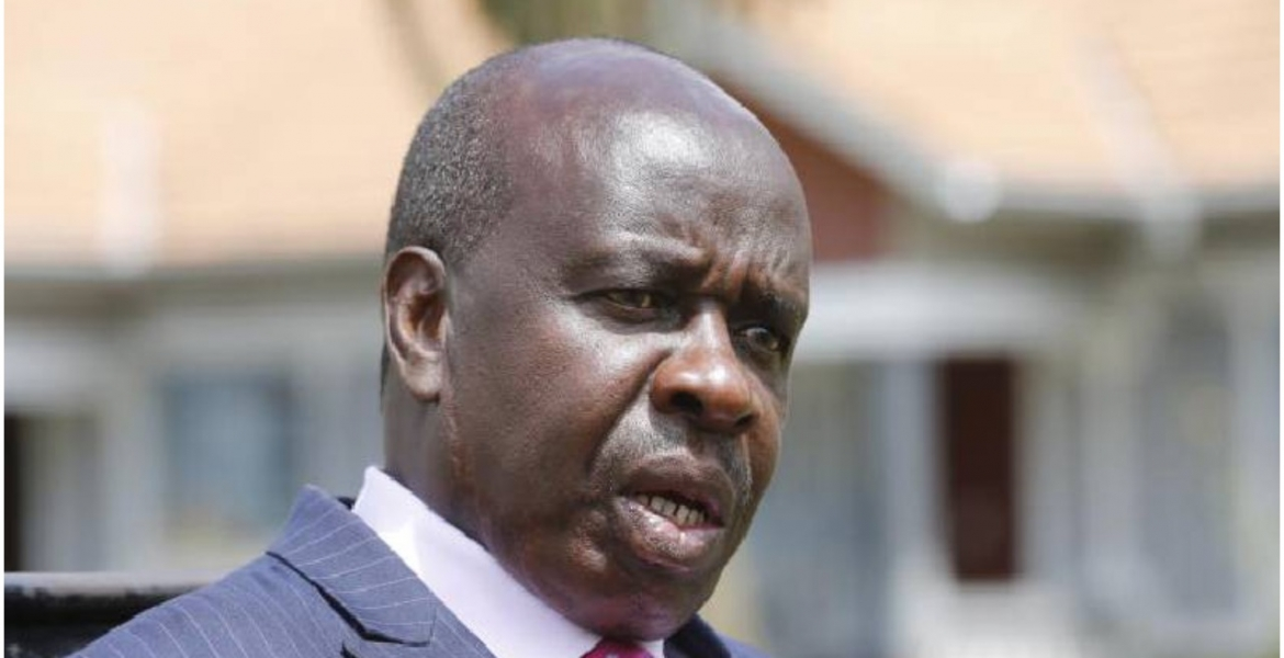 Mututho Obtains Court Order Blocking Bank from Auctioning His 8-Bedroom Nairobi House