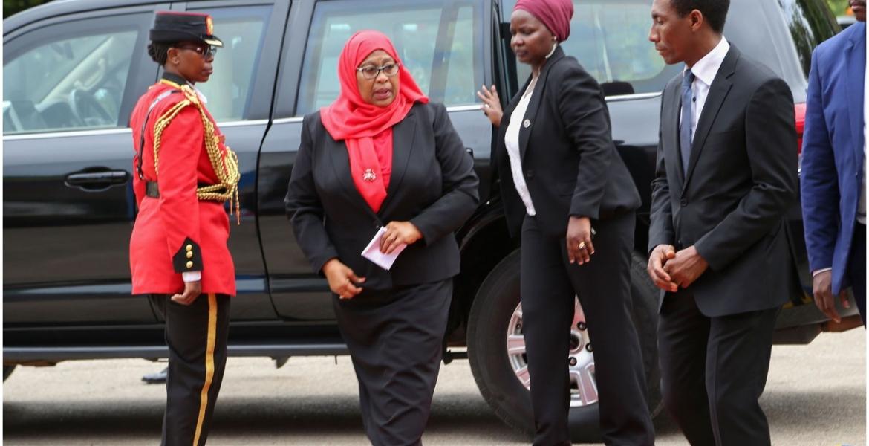 Tanzania President Samia Suluhu to Visit Kenya Next Week