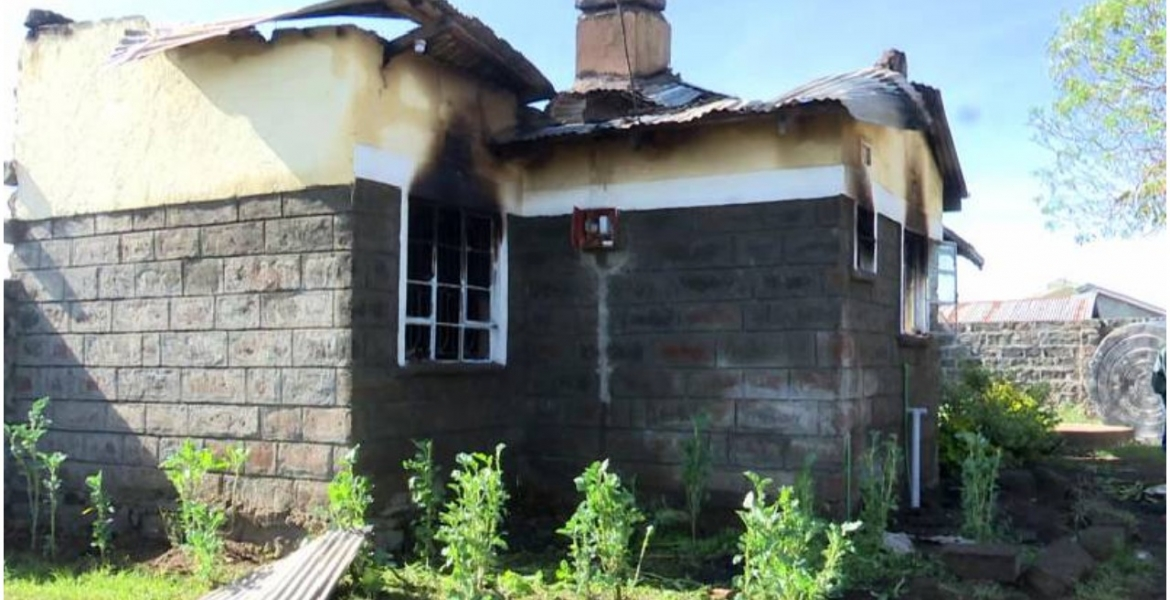 Policewoman Loses 3 Kids and Housemaid in a Fire 3 Days After Moving into House