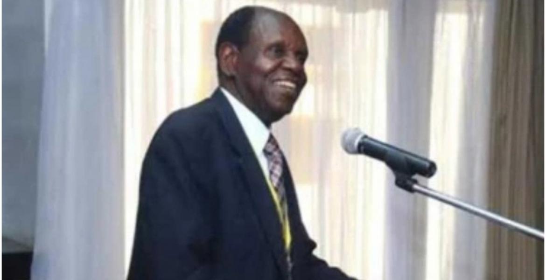 Death Announcement for Denis Daudi Afande, Former Kenyan Ambassador to the USA