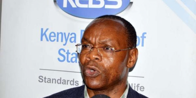 Police Arrest KEBS Managing Director Charles Ongwae Over Contraband Sugar Scam