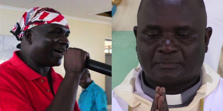 Kenyan Catholic Priest Suspended for Rapping in Church [VIDEO]
