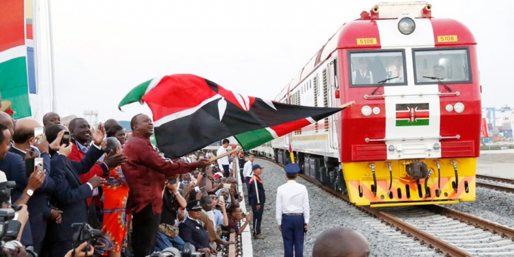 Exposed: 5,000 Chinese Nationals Working at the SGR against 1,600 Kenyans