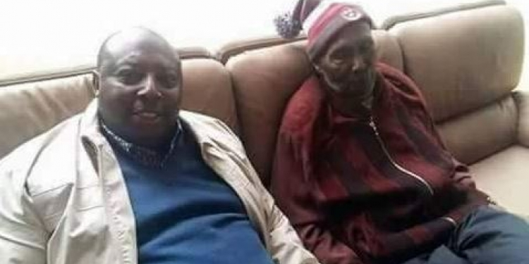 Photo of Frail-Looking Tycoon Chris Kirubi Emerges Online