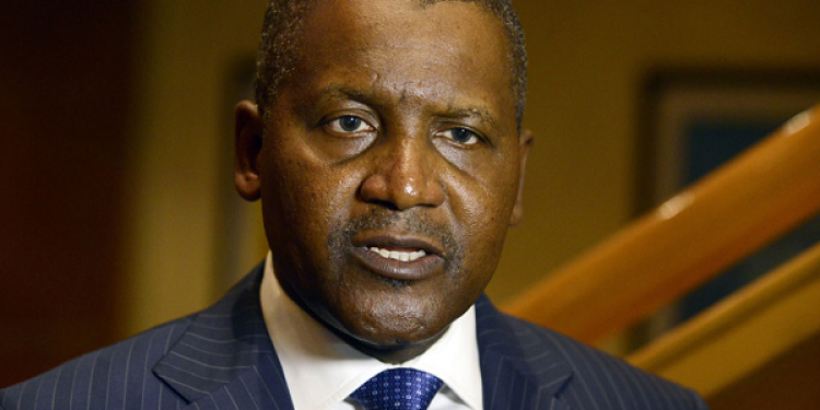 Africa's Richest Man Aliko Dangote Looking for a Wife