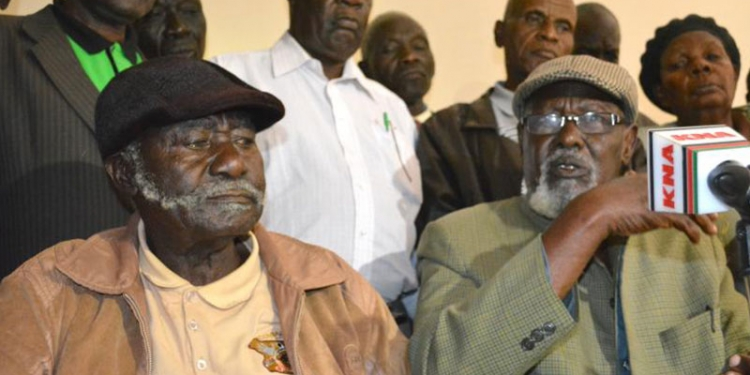 Luo Elders Cry Foul as They're Locked Out of Former US President Barack Obama's Function