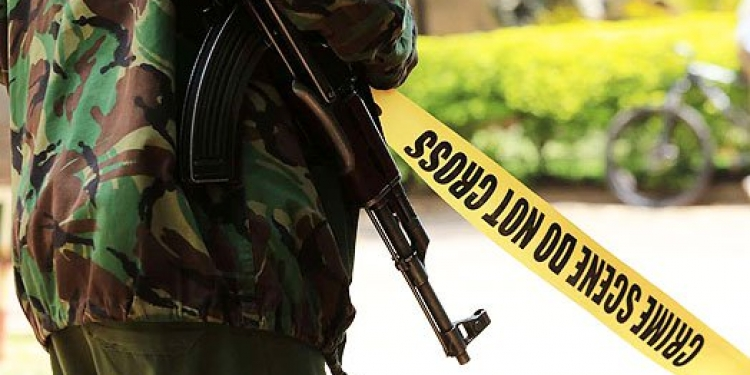 Police Gun Down 11 Suspected Criminals in Nairobi