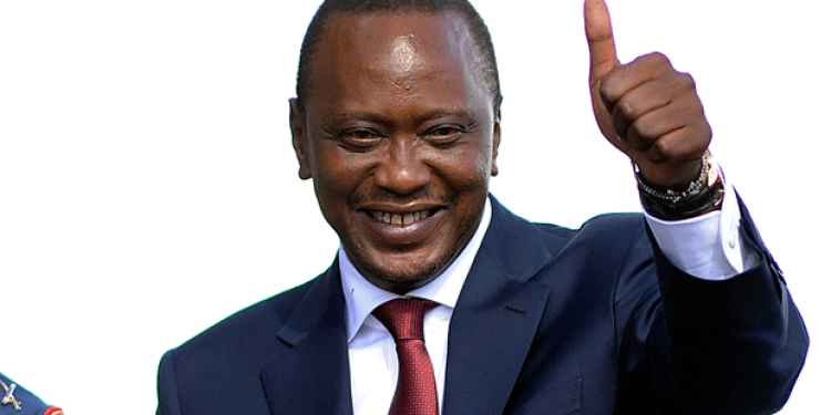 President Kenyatta Named Africa's Most Popular Leader on Twitter, Trump Leads Globally