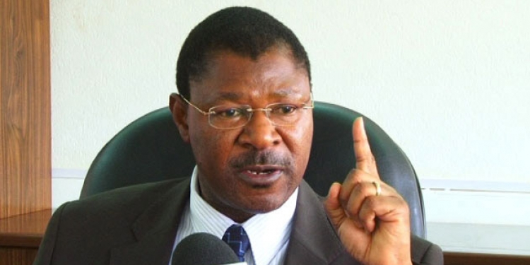 Moses Wetang'ula Officially Ditches NASA, Says Raila is a Traitor