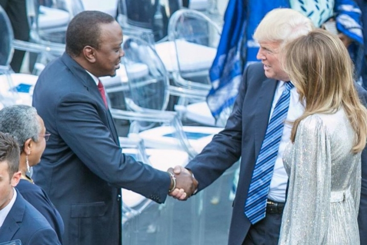 Kenya Diaspora Group in the US Petitions Trump to Intervene Over Stalemate Surrounding Kenya's Repeat Election