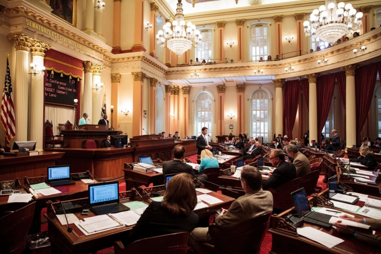 California Legislature Passes Sweeping Immigration Bill