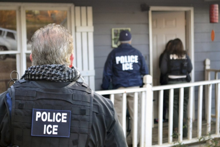 ICE Arrests 498 Immigrants in 'Sanctuary City' Raids across the US