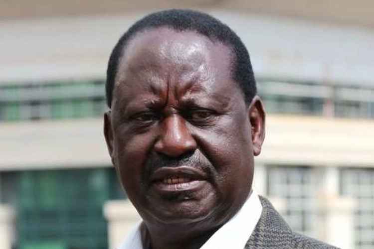 Kenya Diaspora Group in Heated Exchange over Unaccounted Sh500,000 Raila's Campaign Funds