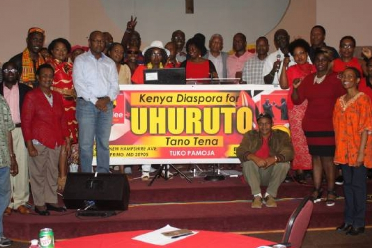 Diaspora UhuRuto Supporter's Statement on the Eve of the Repeat Presidential Election in Kenya