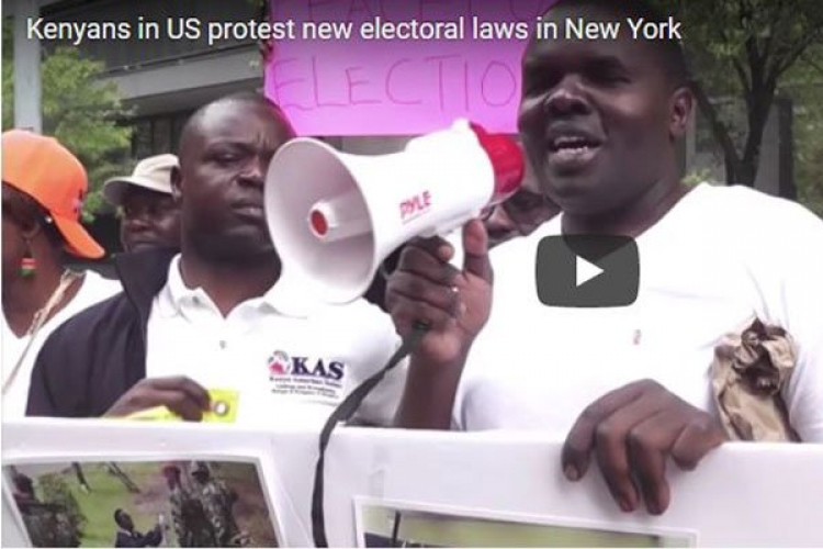 NASA's New York Demos Despicable, Jubilee Supporters in the US Say