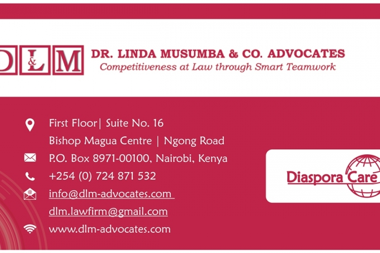 Legal Services in Kenya for the Diaspora
