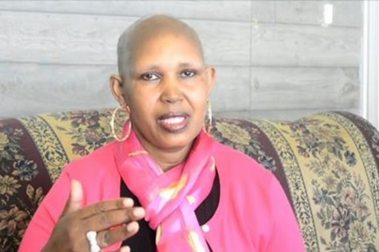 Prayers/Fundraiser in Baltimore on Sun, October 15th for Lucy Kariuki, Suffering from Stage 4 Cancer