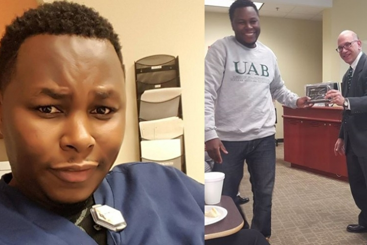 Kenyan Man Who is among First Four in the US to Graduate with a Masters Degree in Nuclear Medicine Technology Narrates His Journey to Achievement