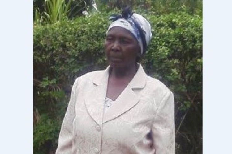 Death Announcement for Dorothy Karia Mugo - Mother to Fedis Nganga of Baltimore, MD