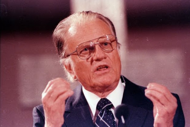 Renowned American Evangelist Billy Graham Passes Away Aged 99