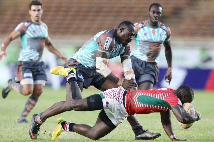 Kenya Rugby Star Daniel Sikuta Involved in a Car Crash, Days after Playing in the Vancouver Sevens Final