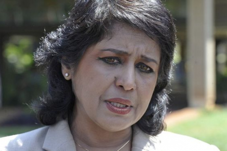 Mauritius President to Resign after Charging Credit Card to Buy Clothes, Jewelry