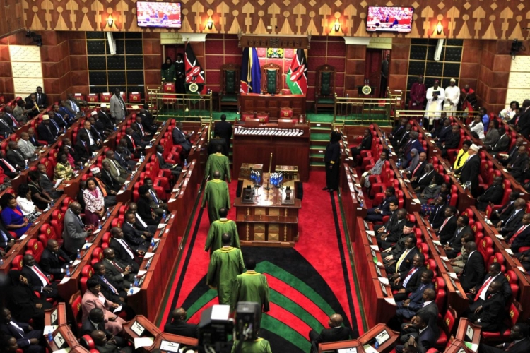 Kenyan MPs Raise Storm over Mysterious Woman Who Keeps Sending Nude Photos of Herself to their Phones