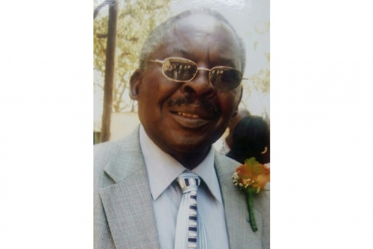 Death Announcement for Elisha Kari Kiptogom Busienei