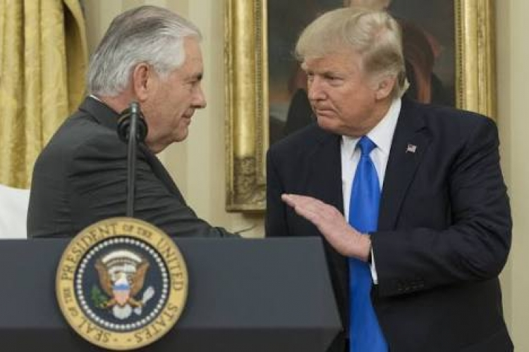 President Trump: Why I Fired Secretary of State Rex Tillerson
