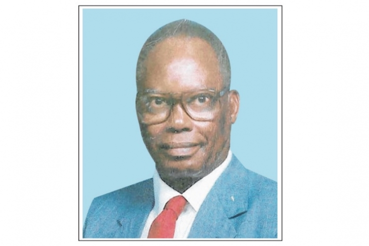 In Loving Memory of Dr. Mwangi Karangu