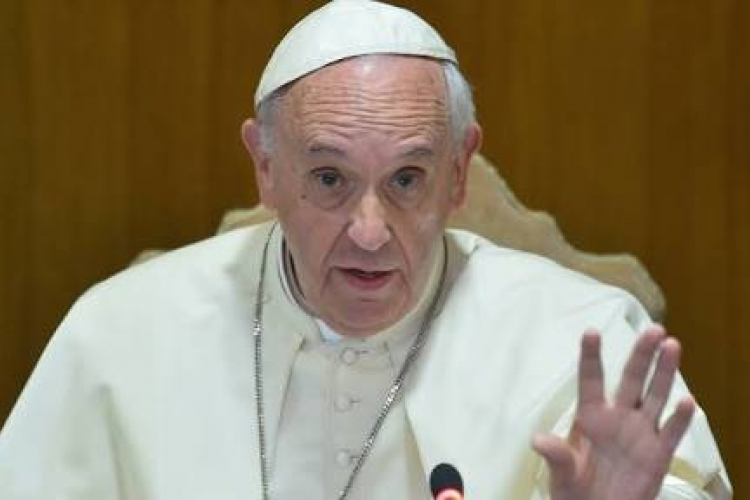 "Vatican Refutes Claims Pope Francis Said ""There is No Hell"""
