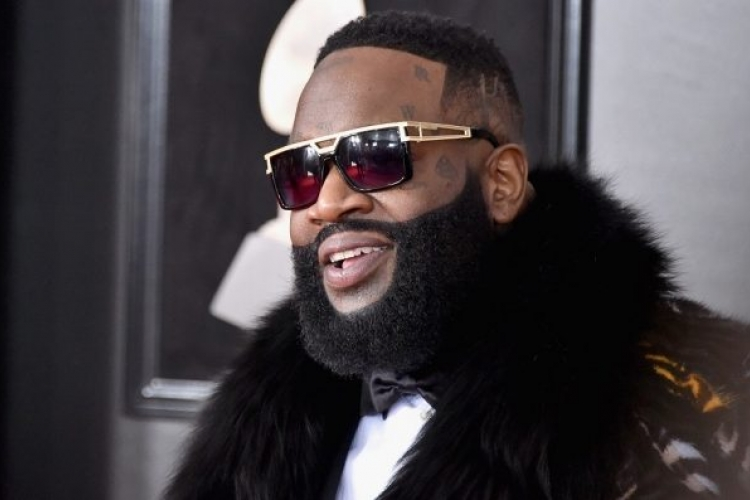 American Rapper Rick Ross Put On Life Support After Collapsing