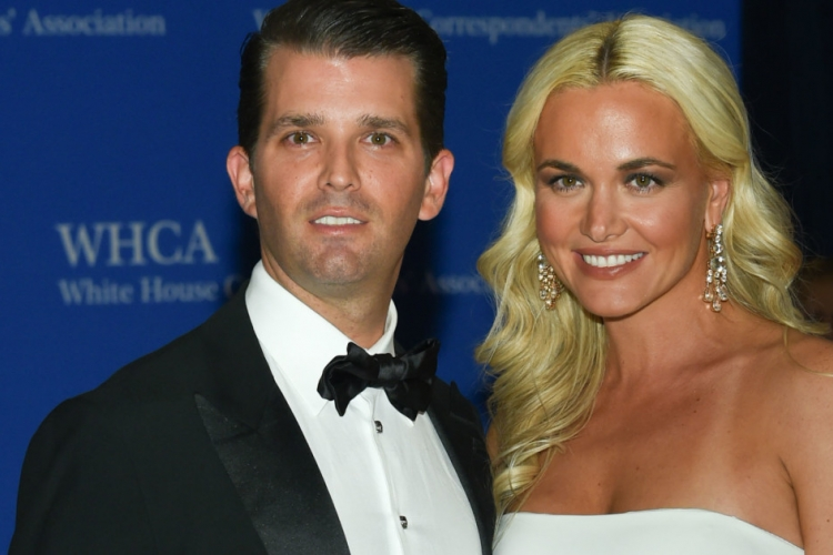 Donald Trump Jr's Wife Files for Divorce