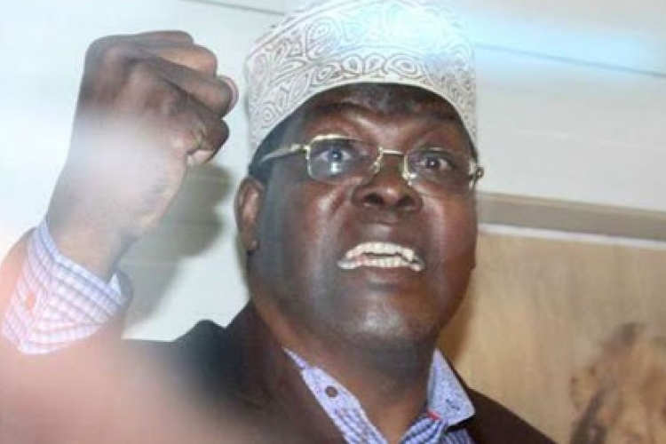 Miguna Miguna to Blame for His Woes at JKIA, Says Kenya National Commission on Human Rights