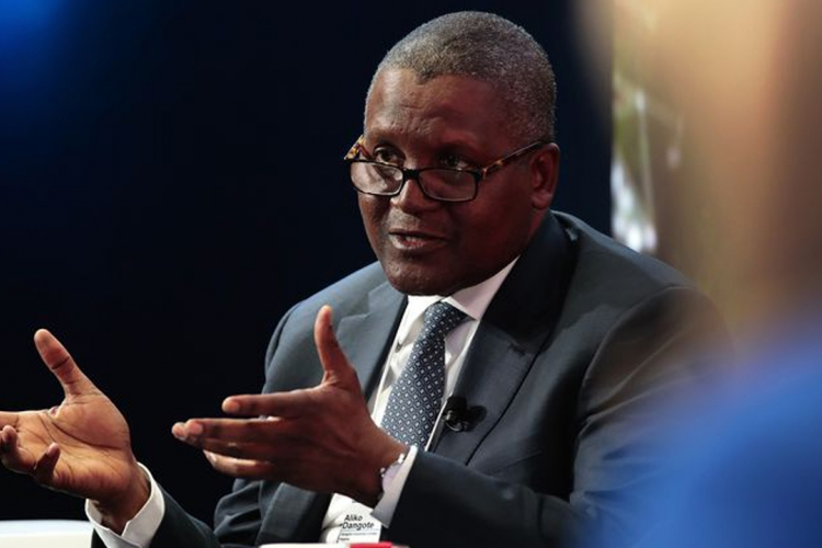 Africa's Richest Billionaire Aliko Dangote Says Corruption Stopped Him from Investing Sh100 Billion in Kenya