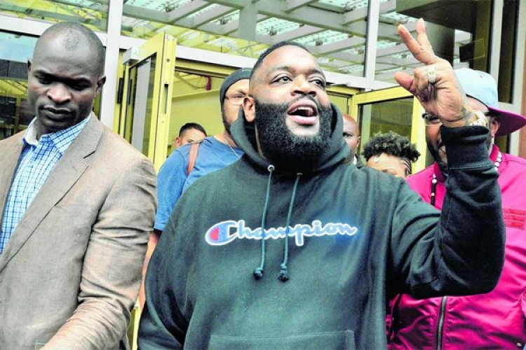 American Rapper Rick Ross Reveals Intentions to Expand His Business Empire to Kenya