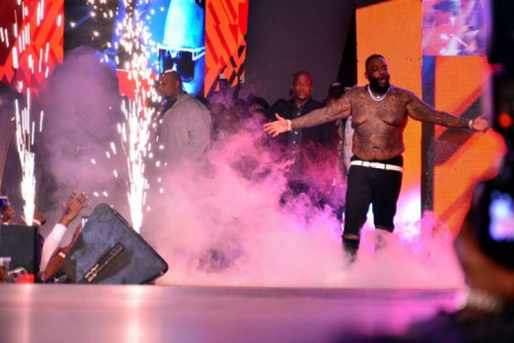 Kenya Officially My Second Home, American Rapper Rick Ross Declares