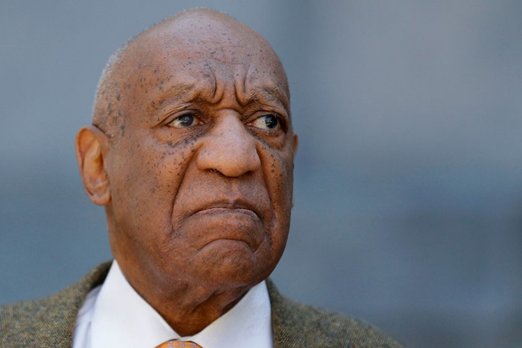 US Comedian Bill Cosby Convicted of Drugging and Sexually Molesting a Woman