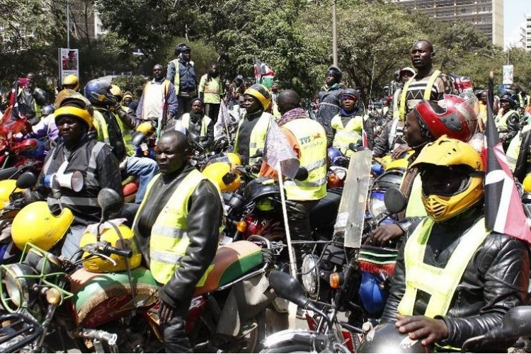 Nairobi Governor Mike Sonko to Fly Out 300 Hawkers, Boda-Boda Operators for a Bench-marking Tour Abroad