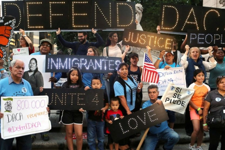 Immigration: Federal Judge Says Trump Administration Must Accept New DACA Applications