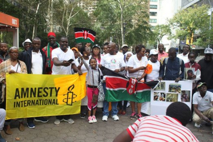 Miguna Miguna Supporters in the US to Hold Demonstration in New York